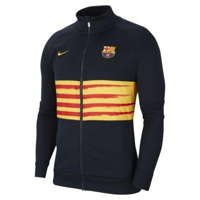 FC Barcelona Erkek Futbol Ceketi