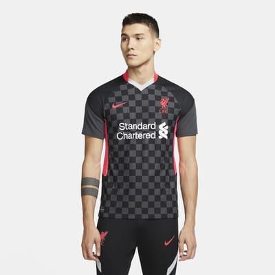 Liverpool FC 2020/21 Vapor Match Third Herren-Fußballtrikot
