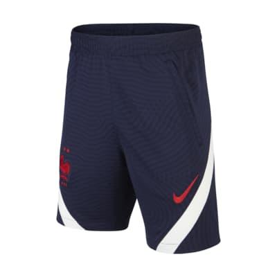 FFF Strike Pantalons curts de jacquard de futbol - Nen/a