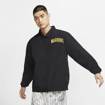 Warriors Essential Men's Nike NBA Lightweight Jacket