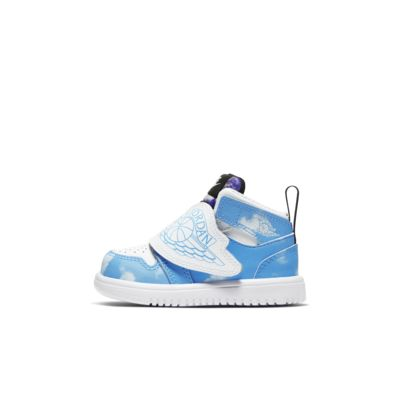 Sky Jordan 1 Fearless Baby/Toddler Shoe