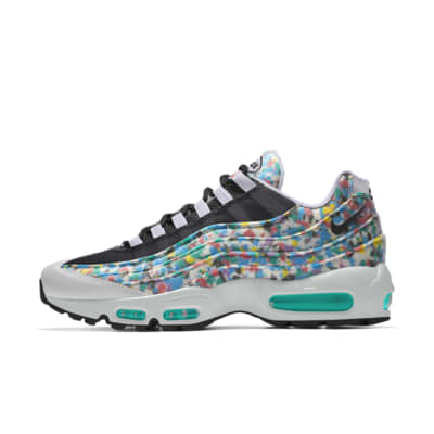 Personalizowane buty lifestylowe Nike Air Max 95 Unlocked By You