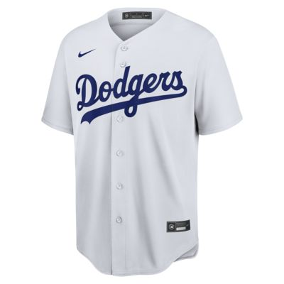 MLB Los Angeles Dodgers (Clayton Kershaw) Men's Replica Baseball Jersey