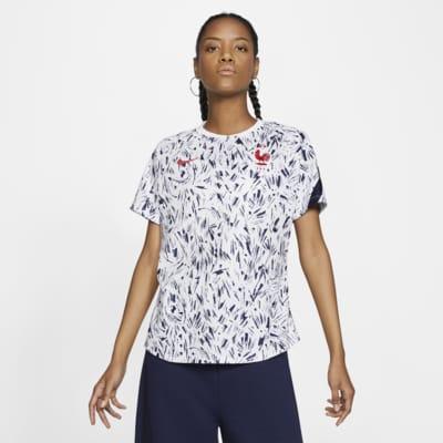 FFF Women's Short-Sleeve Football Top