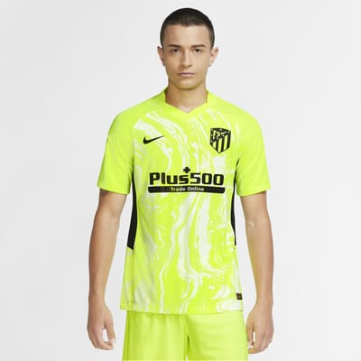 Atlético Madrid 2020/21 Vapor Match Third Men's Football Shirt