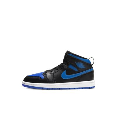 Jordan 1 Mid Little Kids' Shoe