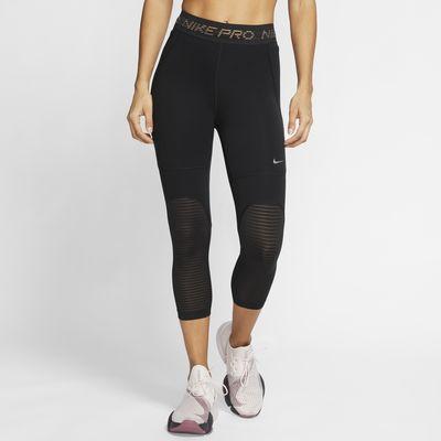 Nike Pro Bilek Üstü Kadın Taytı