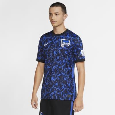 Camiseta de fútbol de visitante para hombre Stadium del Hertha BSC 2020/21
