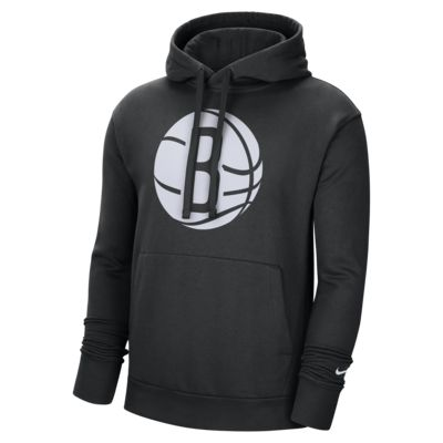 Brooklyn Nets Essential Men's Nike NBA Pullover Hoodie