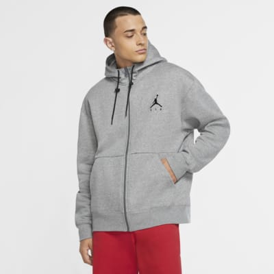 Jordan Jumpman Air Men's Fleece Full-Zip Hoodie