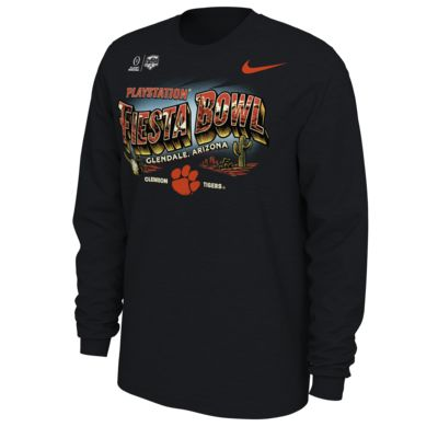 Nike College Playoff Bound (Clemson) Men's Long-Sleeve T-Shirt