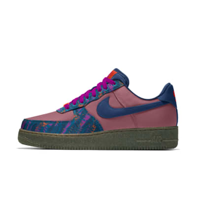 Nike Air Force 1 Unlocked By You Custom Women's Lifestyle Shoe