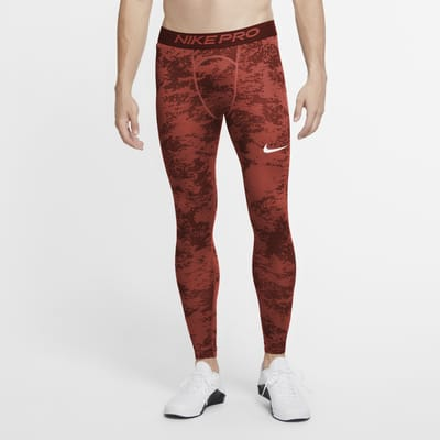 Nike Pro Men's Camo Tights