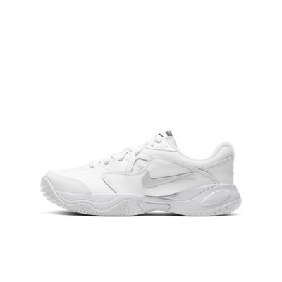 NikeCourt Jr. Lite 2 Older Kids' Tennis Shoe