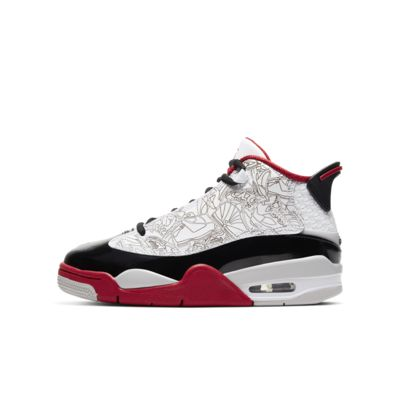Jordan Dub Zero (3.5y-7y) Kids' Shoe