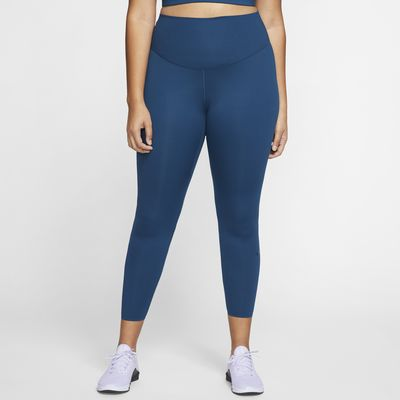 Nike One Luxe Women's Mid-Rise Tights (Plus Size)