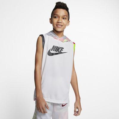 Nike Sportswear Big Kids' (Boys') Sleeveless Top
