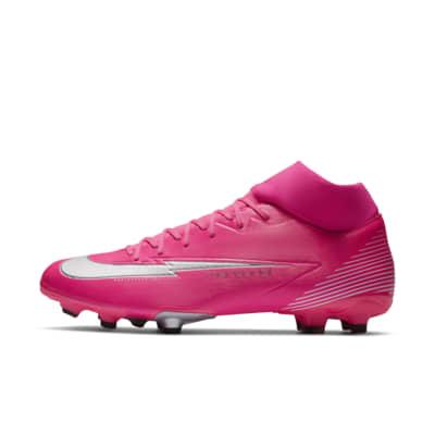 Nike Mercurial Superfly 7 Academy Mbappé Rosa MG Botes de futbol per a terrenys diversos