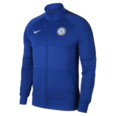 Chelsea F.C. Men's Football Tracksuit Jacket