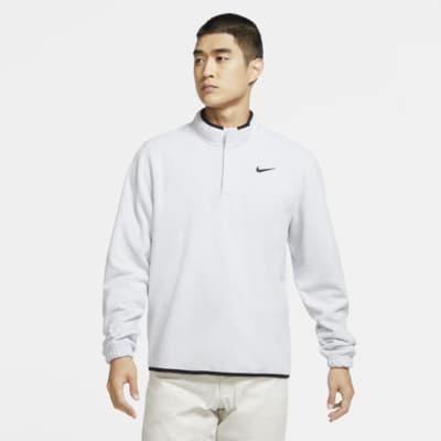 Pánská golfová mikina Nike Therma Victory spolovičním zipem