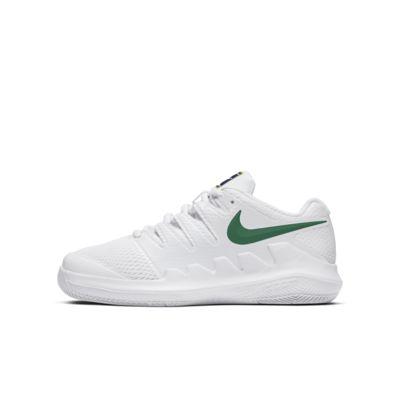 Tenisová bota NikeCourt Jr. Vapor X pro malé a větší děti