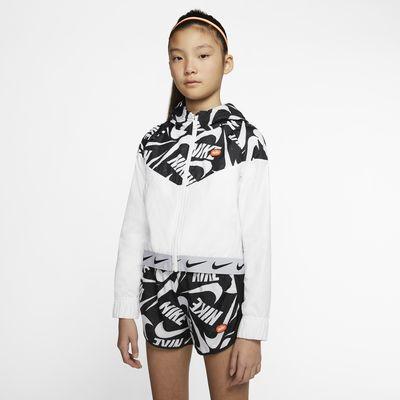Nike Sportswear Windrunner Older Kids' (Girls') Jacket