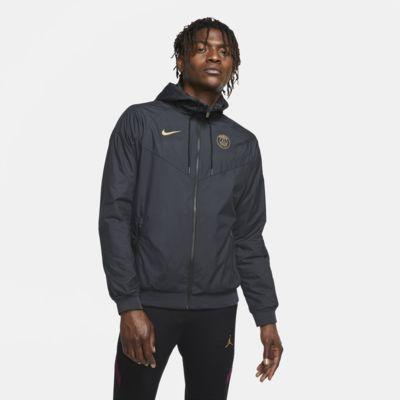 パリ サンジェルマン ウィンドランナー メンズ ウーブン サッカージャケット