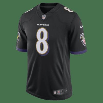 NFL Baltimore Ravens Vapor Untouchable (Lamar Jackson) Men's Limited Football Jersey