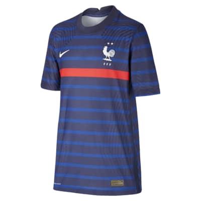 FFF 2020 Vapor Match Home Older Kids' Football Shirt