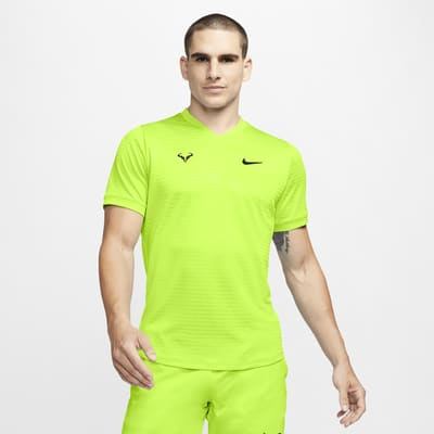 Camiseta de tenis de manga corta para hombre Rafa Challenger