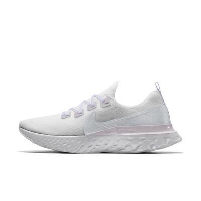 Damskie personalizowane buty do biegania Nike React Infinity Run Flyknit By You