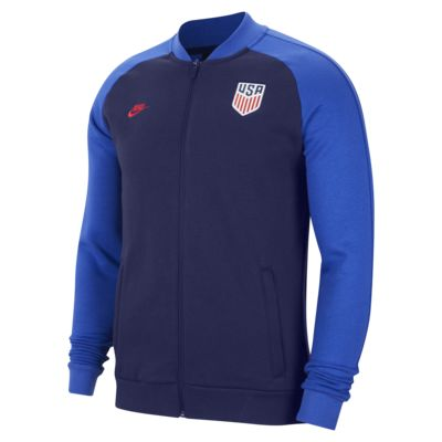U.S. Soccer Men's Fleece Jacket