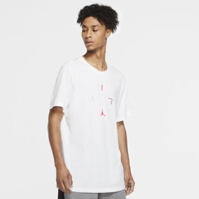Camisola de manga curta Jordan Air para homem
