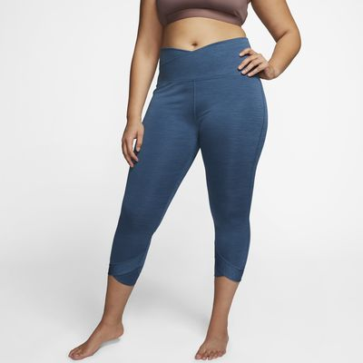 Tights a 7/8 Nike Yoga (Plus Size) - Donna