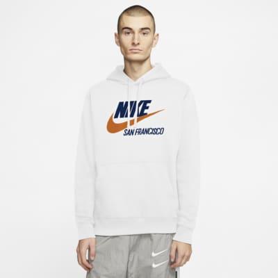 Condición Deliberar ética  Nike Sportswear Club Fleece Pullover Hoodie. Nike.com
