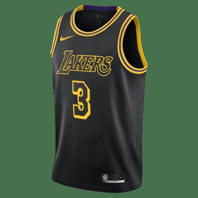 Anthony Davis Lakers Nike NBA Swingman Jersey