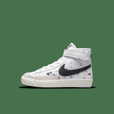 Nike Blazer Mid '77 BB Little Kids' Shoes