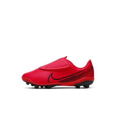 Nike Jr. Mercurial Vapor 13 Club MG Toddler/Little Kids' Multi-Ground Soccer Cleat