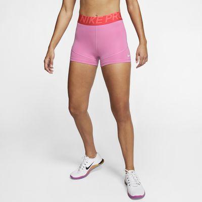 "Nike Pro Women's 3"" (7.5cm approx.) Training Shorts"
