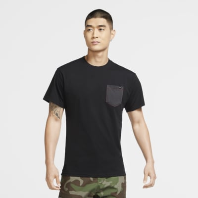 ナイキ SB メンズ ポケット スケートボード Tシャツ