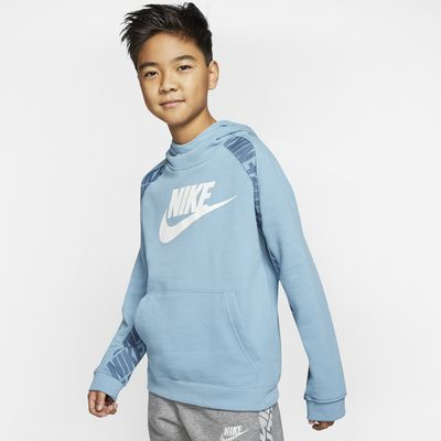 Nike Sportswear Older Kids' (Boys') French Terry Pullover Hoodie