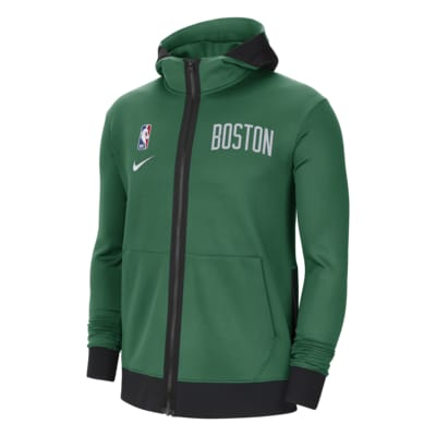 Hoodie NBA Nike Therma Flex Boston Celtics Showtime para homem