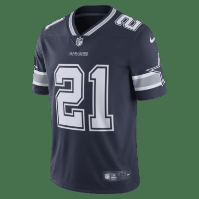 NFL Dallas Cowboys Vapor Untouchable (Ezekiel Elliott) Men's Limited Football Jersey