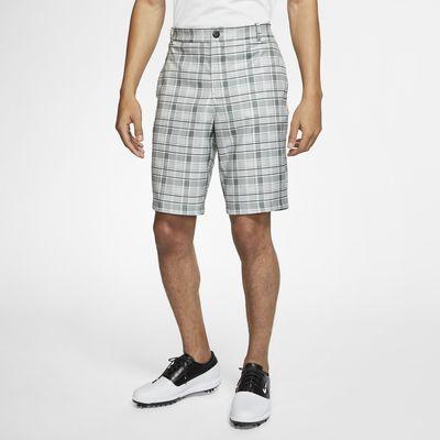 Nike Flex Herren-Golfshorts mit Karomuster