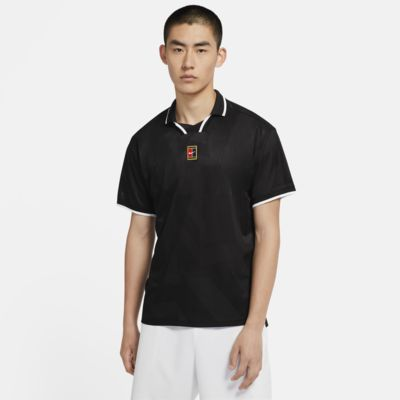 Polo de tenis para hombre NikeCourt Breathe Slam