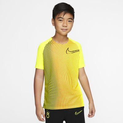 Игровая футболка с коротким рукавом для школьников Nike Dri-FIT CR7