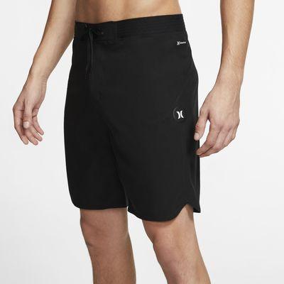 "Hurley Phantom Hyperweave Max Solid Men's 18"" Board Shorts"