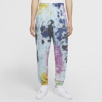 Pantalones de teñido batik Nike Sportswear Club Fleece