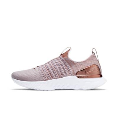 Nike React Phantom Run Flyknit 2 Premium 女款跑鞋