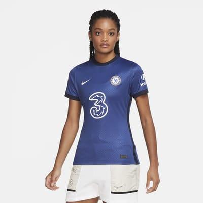 Chelsea F.C. 2020/21 Stadium Home Women's Football Shirt